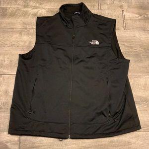 North Face Men Windstopper Vest Size XXL